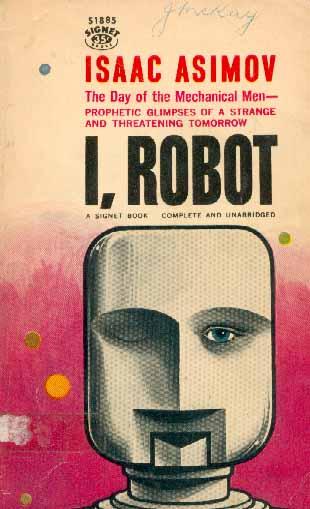 I Robot - Isaac Asimov