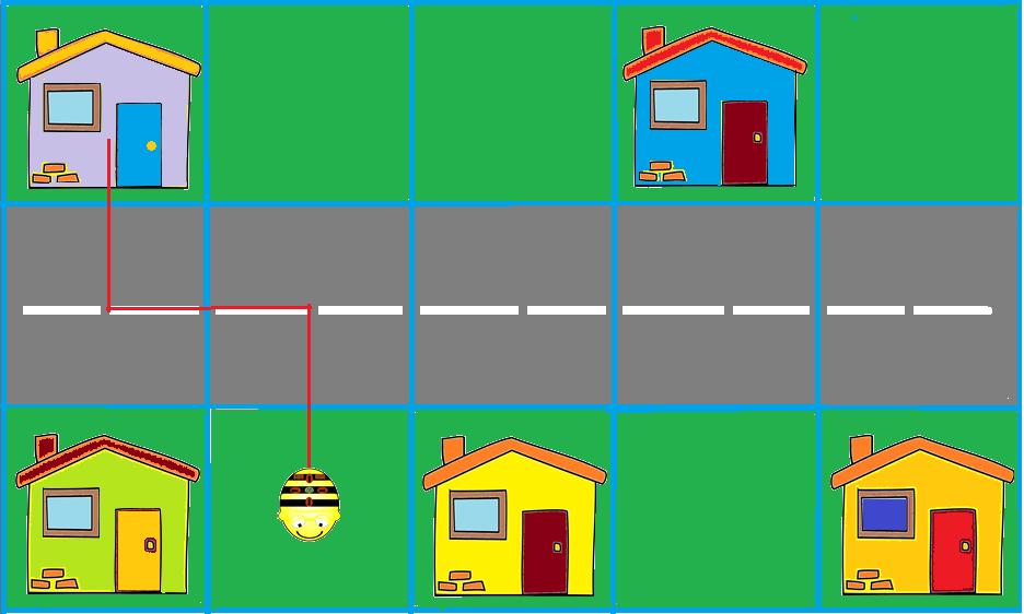 Città di Bee-Bot