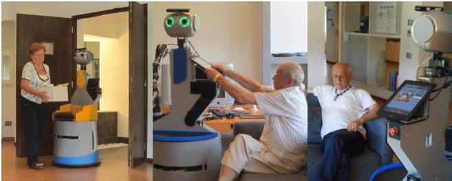 Robot sociali - Robot Era