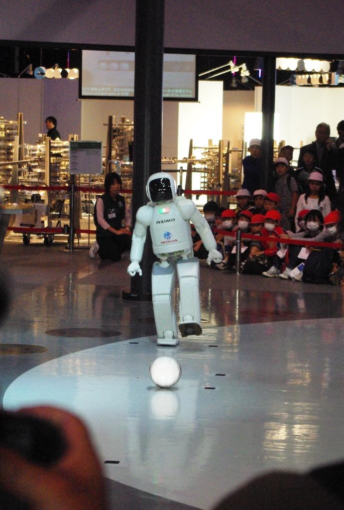 Robot Asimo - Honda