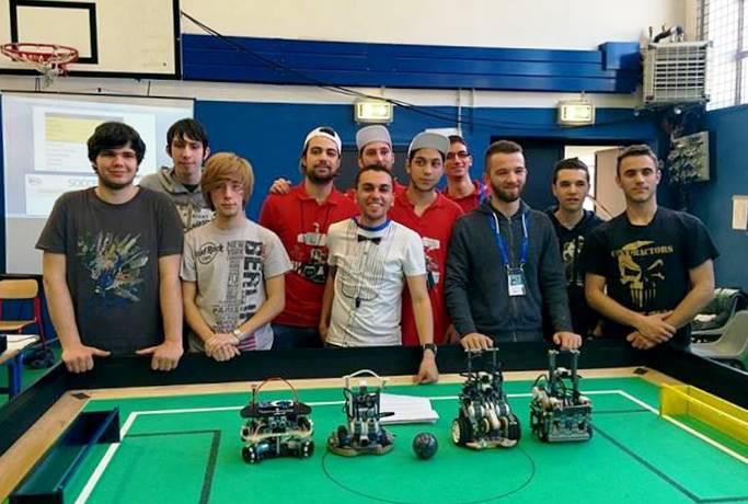 RoboCup Jr 2014 - Soccer