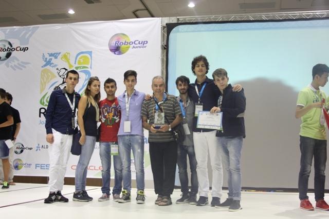 Team ITIS Monaco - RoboCup