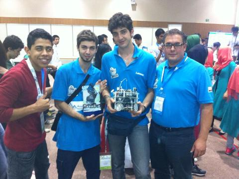 Team Itis Manetti - Robocup
