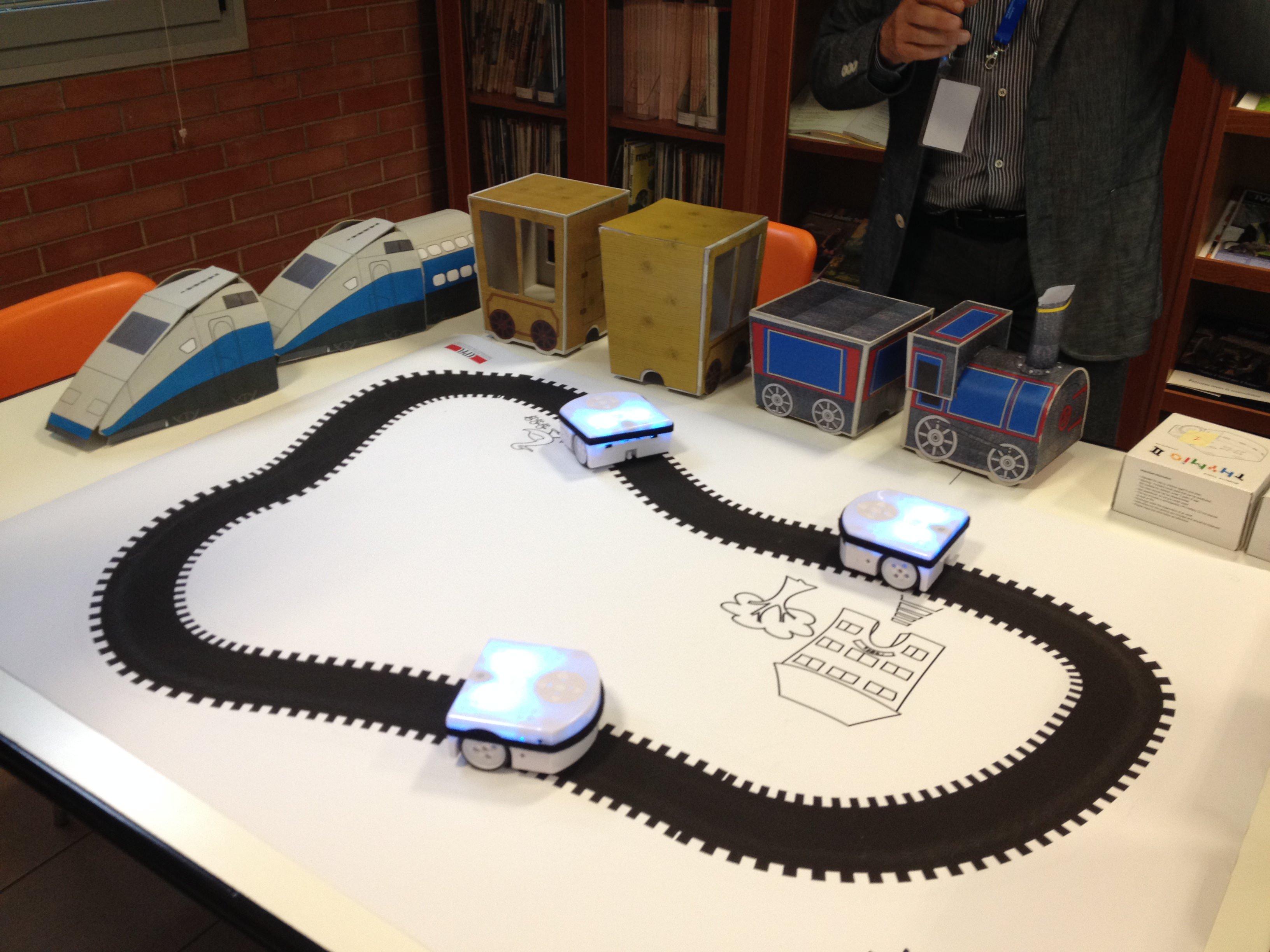 EPFL Thymio robot kit